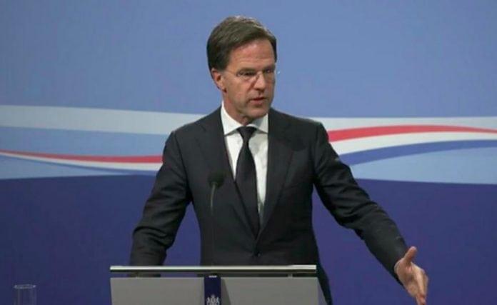 Em discurso para as crianças, líder holandês pede que elas participem das discussões do país pós-pandemia.