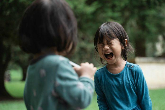 O mau comportamento na criança: o que isso quer dizer