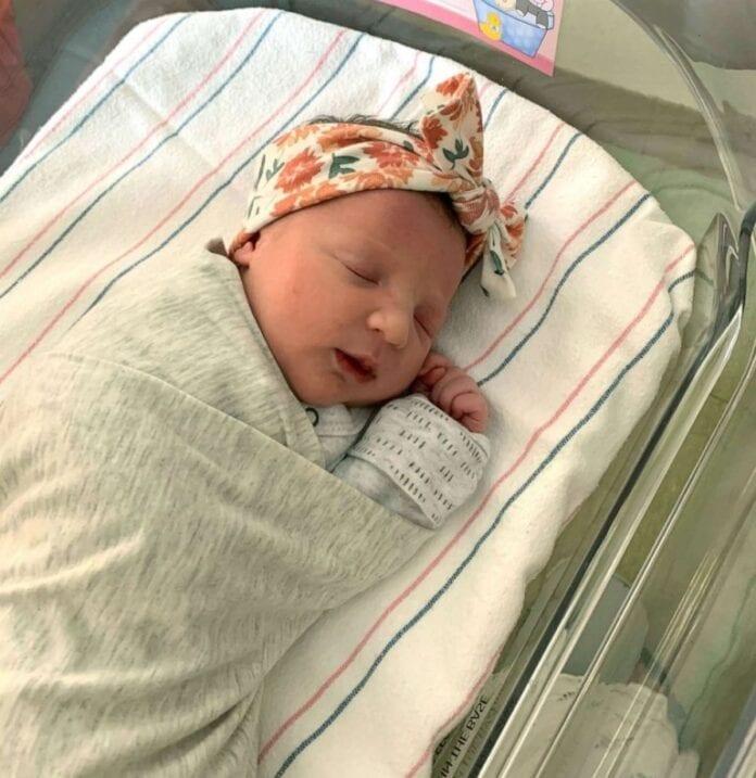 Embriões congelados permitem que casais com dificuldade para engravidar possam ter filhos; na foto, Molly é fruto de um embrião congelado há 27 anos