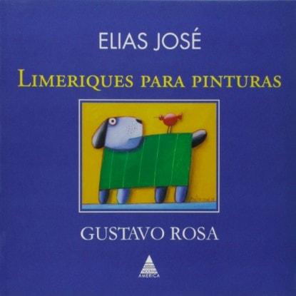Capa do livro Limeriques para pinturas