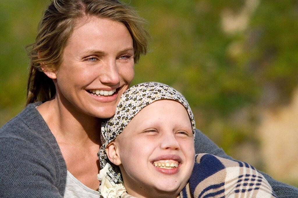 7 filmes sensíveis sobre o câncer – para ver e refletir em família; cena do filme