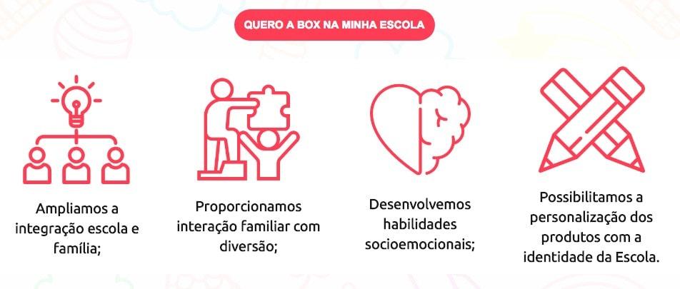 Box Cambalhota escolas