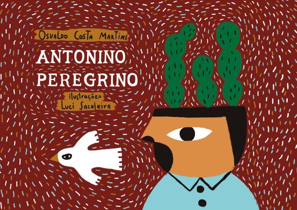Dois livros que destacam cearenses importantes à história do Brasil; capa do livro