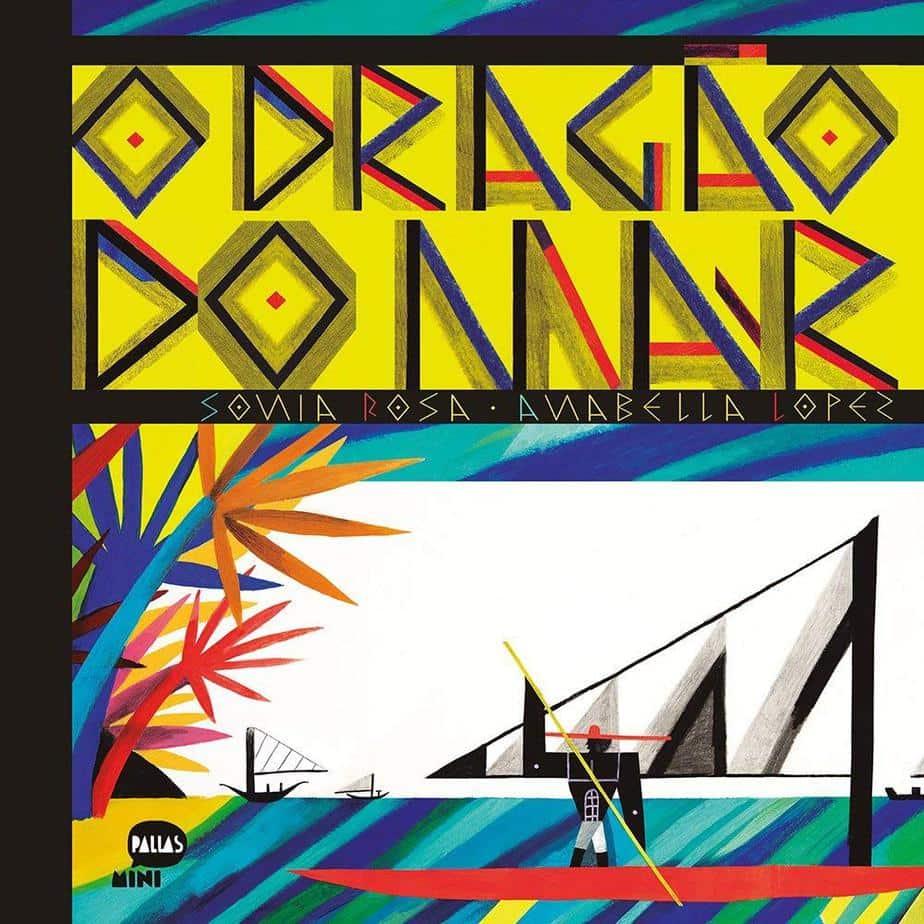 Dois livros que destacam cearenses importantes à história do Brasil; capa do livro O Dragão do mar