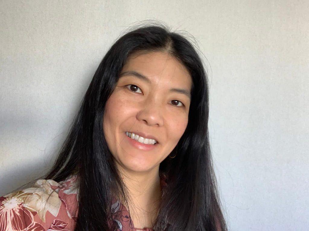 Lídia Nakamura, psiquiatra