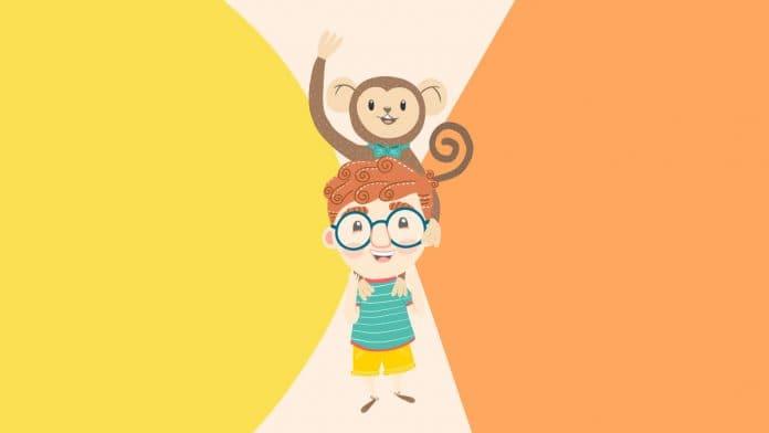 Fortalecer vínculos no dia a dia – 10 tarefas que ajudam a se conectar com as crianças; ilustração da capa do e-book