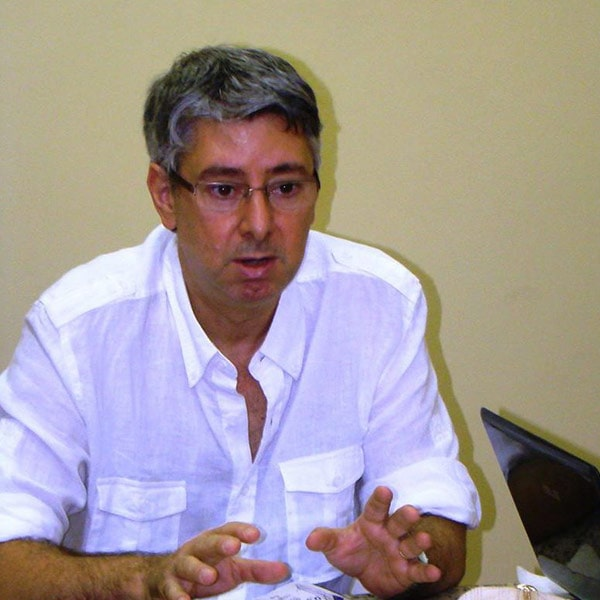 Professor Sérgio Luis Braghini