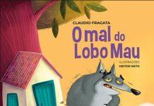 Livros infantis que mostram o ponto fraco dos vilões; capa do livro
