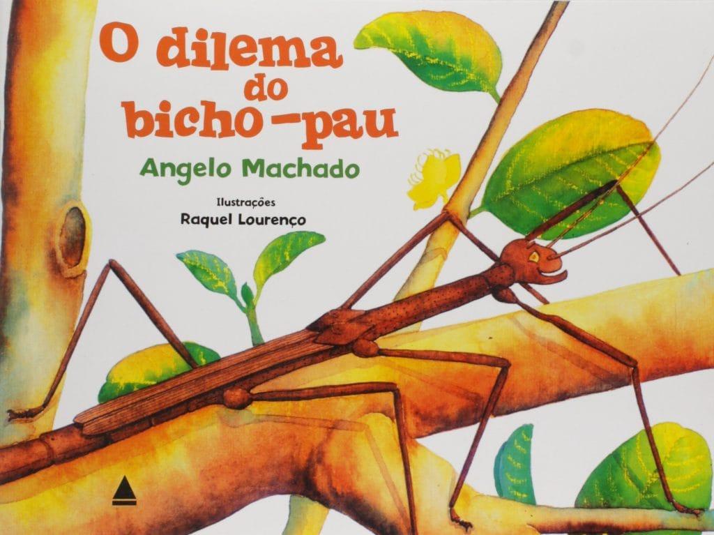 7 livros para despertar o interesse das crianças por ciências; capa do livro