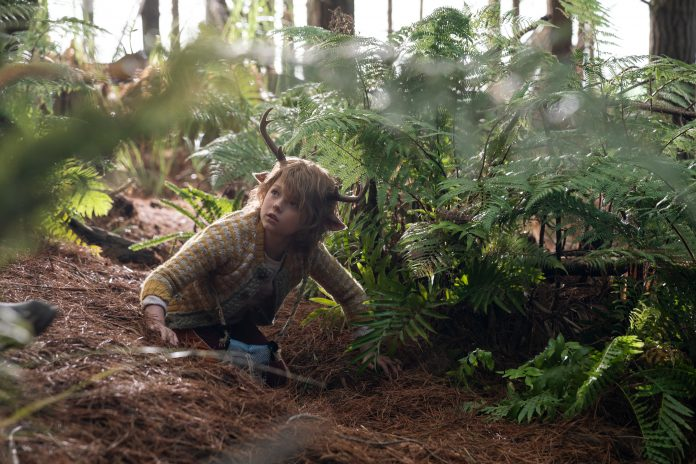 """Jeff Lemire, o """"pai"""" de """"Sweet Tooth"""", fala sobre a nova adaptação da Netflix; Christian Convery como Gus em"""