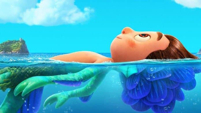 """Tudo sobre """"Luca"""", a nova animação da Disney que estreia hoje; pôster do filme"""