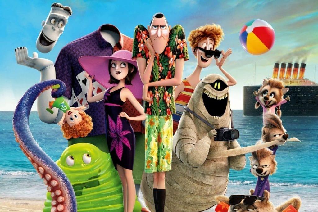 5 filmes sobre férias em família para assistir com as crianças; cartaz do filme
