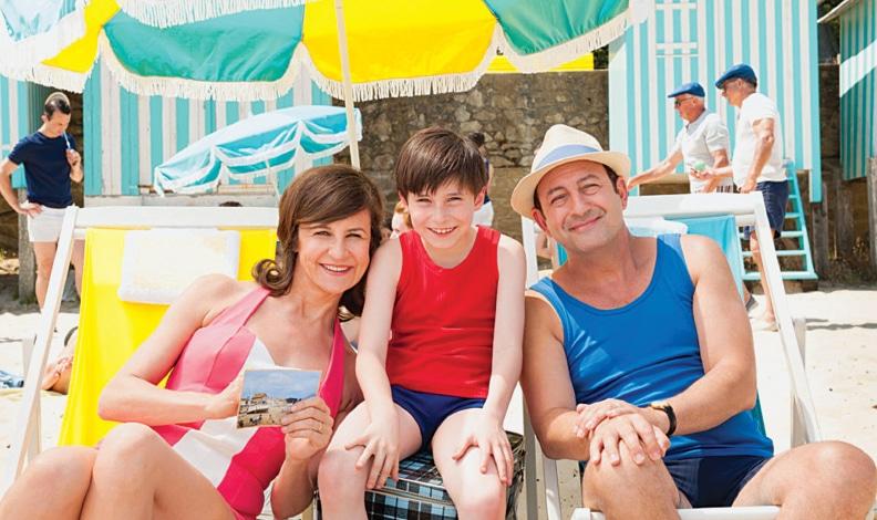 5 filmes sobre férias em família para assistir com as crianças; cena de