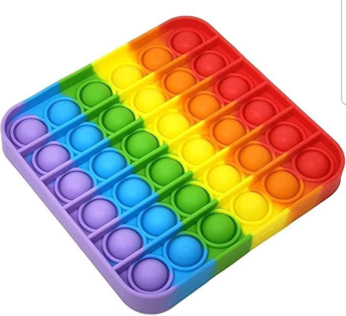 Fidget toy: o brinquedo do momento que estimula o bem-estar; Foto do Bubble Fidget Toy