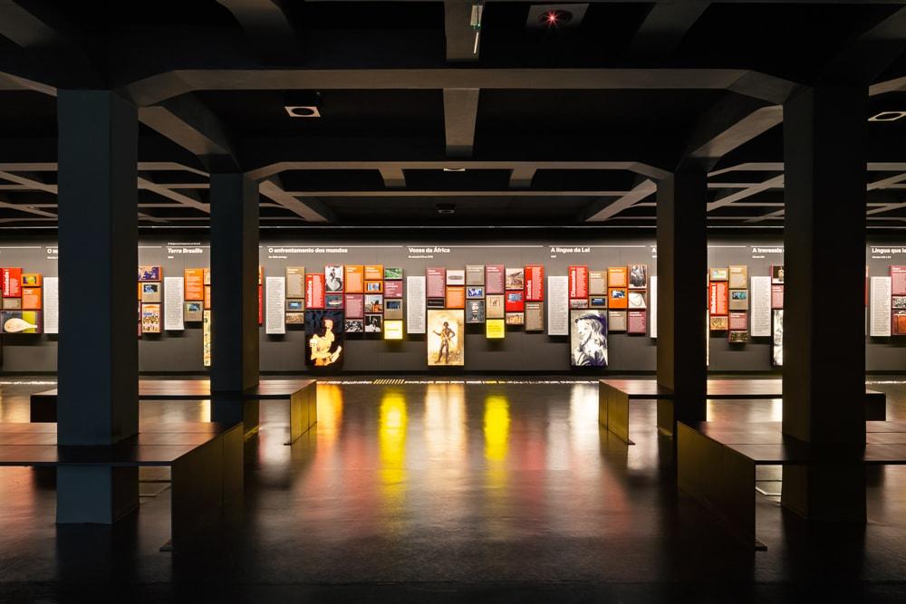 Museu da Língua Portuguesa reabre com novidades e protocolo rígido