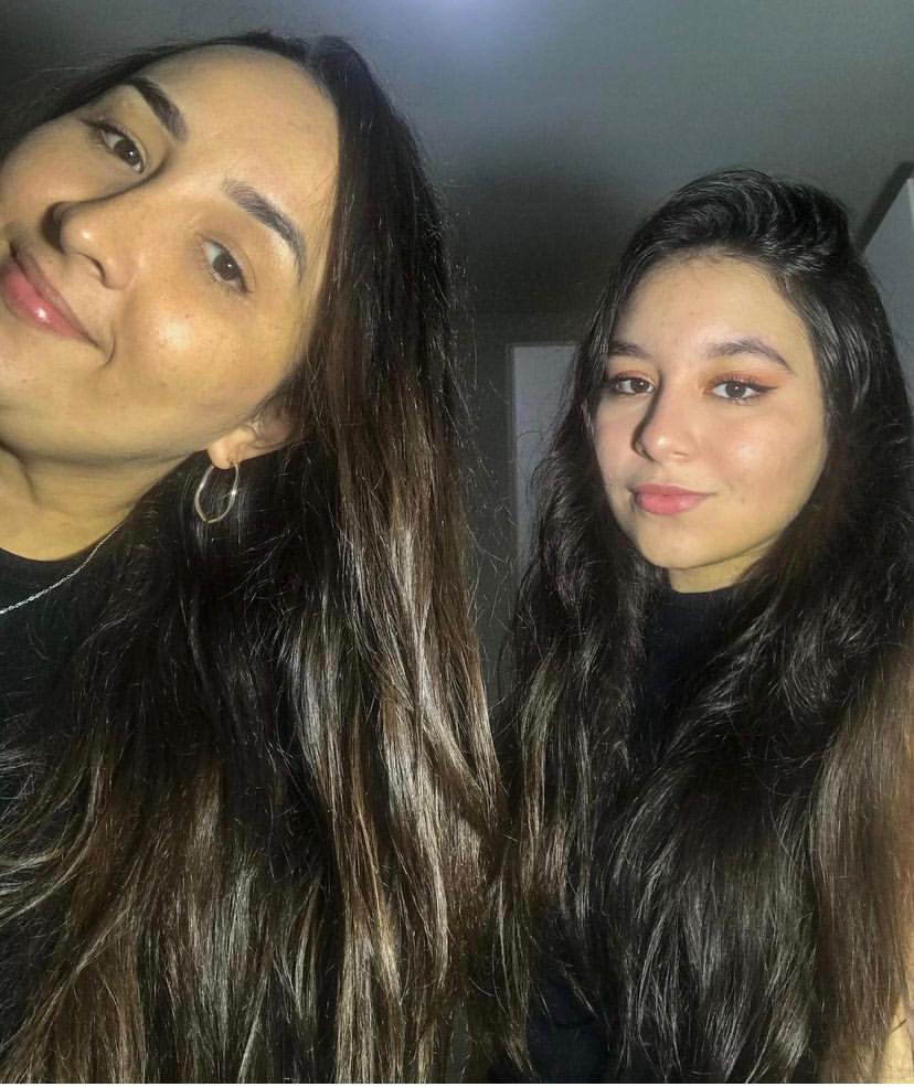 Puberdade precoce: saiba as razões e como agir com seu filho; Laize Souza e sua filha Alice de 15 anos