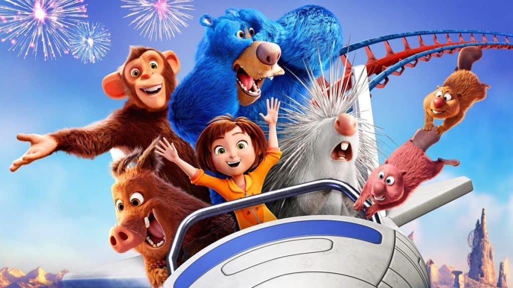 Conheça quais são os filmes infantis da Netflix para 2021; cena do filme