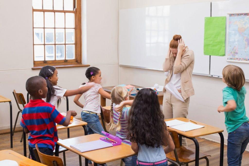 Na sala de aula, os relacionamentos construídos são fundamentais para a aprendizagem