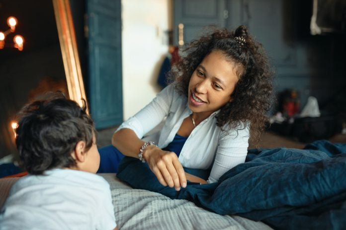 O segredo apra melhorar as conversas com os filhos