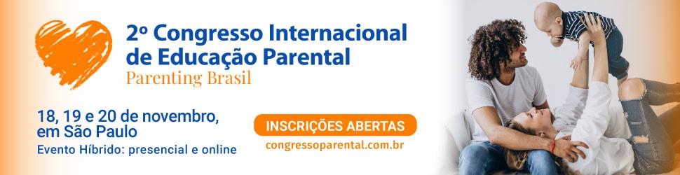 2 Congresso Internacional de Educação Parental